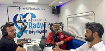 Yusuf Güney: TEKNOFEST'te Radyo Başakşehir rüzgarı esti