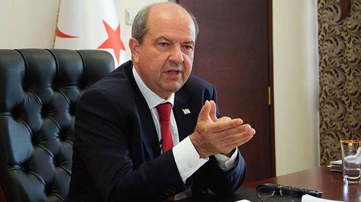 KKTC Cumhurbaşkanı Tatar: Yapmamız gereken Kıbrıs Türk halkının haklarını korumak