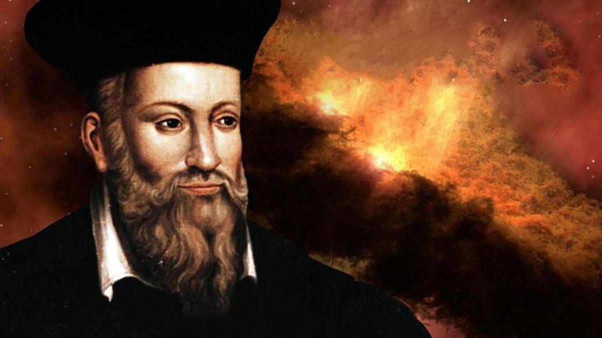 Kendi ölüm tarihini bilen kahin Nostradamus, dünyanın sonu için de gün vermiş