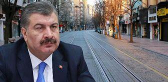 Turkovac: Son dakika! Sağlık Bakanı Fahrettin Koca: Kısıtlamalar gündemimizde yok, okullar da asla kapanmayacak