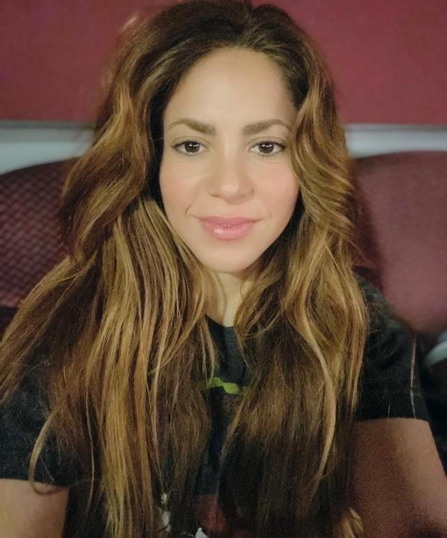 Shakira parkta yaban domuzlarının saldırısına uğradı! Başına geleni ağlaya ağlaya anlattı