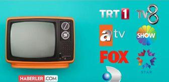 Trt: 1 Ekim Cuma TV yayın akışı! TV8, Star TV, Kanal D, ATV, FOX TV, TRT 1 bugünkü yayın akışı! Televizyonda bugün neler var?