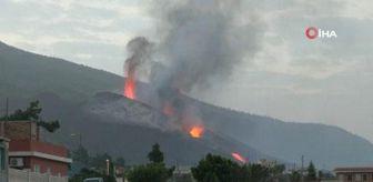 Santa Cruz: İspanya'da denize dökülen lavlar 25 futbol sahasından daha büyük alanı kapladı