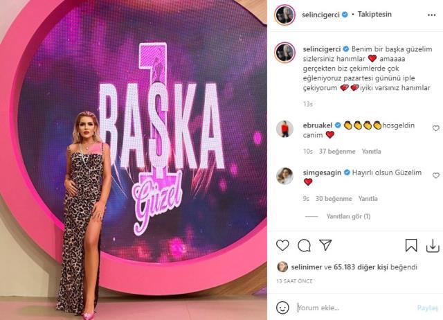 Selin Ciğerci, Show TV'de moda programında jüri üyeliğini yapacak