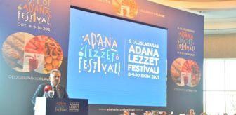Murat Aslan: Vali Elban: 5'inci Uluslararası Adana Lezzet Festivali keyifli anlar yaşatacak