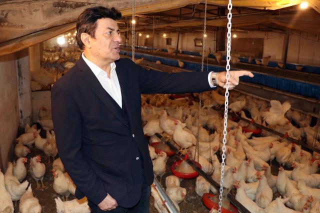 Tavuk çiftliği kurarak yumurta işine giren Coşkun Sabah'tan vatandaşa kötü haber