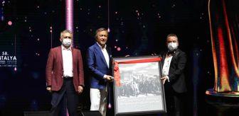 Nefise Karatay: Antalya Altın Portakal Film Festivali Başladı
