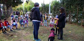 Şerdil Dara Odabaşı: Son dakika genel: Dünya Hayvanları Koruma Günü Kadıköy'de çocuklarla birlikte kutlandı