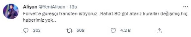 Ünlü şarkıcı Alişan, kendisine küfreden Galatasaraylı taraftarlara cevap verdi