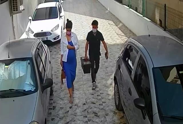 Yeni evli komşusuna takılarını tavan arasına saklamasını söyledi! Çilingirle evine girip 71 bin liralık altınını çaldı