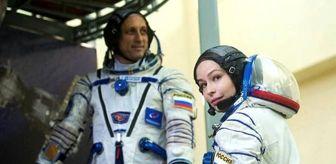 Star Wars: Uzayda Çekilecek İlk Uzun Metrajlı Film' İçin Rus Ekibi Uzaya Çıktı