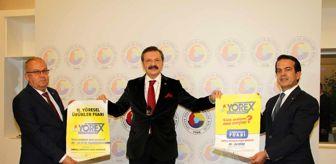 Ali Çandır: Yöresel Ürünler Fuarı 20 Ekim'de kapılarını açacak