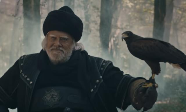 Cüneyt Arkın, Kuruluş Osman dizisinden ayrıldı