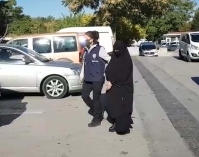 Son Dakika: INTERPOL tarafından kırmızı bültenle aranan Rus uyruklu DAEŞ militanı Ankara'da yakalandı