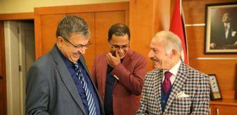 Atila Aydıner: Hayati İnanç'tan Başkan Aydıner'e ziyaret