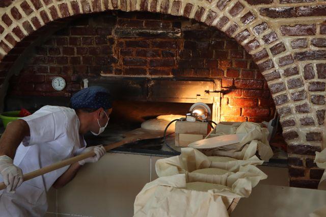 Kula Belediyesi halk ekmek fırını hizmete açıldı