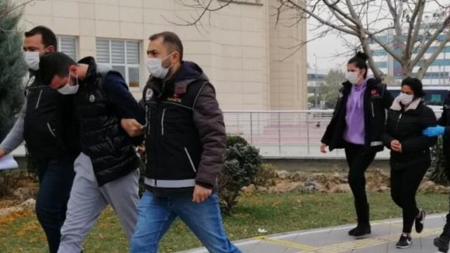 Kadir Şeker'in kurtardığı Ayşe Dırla ve cezaevinde evlendiği eşine 15 yıl hapis