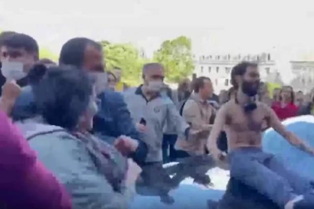 Bahçeli'den rektörün aracını kesen öğrencilere sert sözler: Bunlar ajan ve provokatördür
