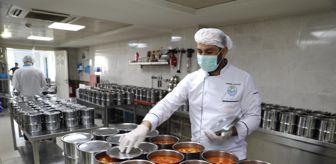 Haliliye: Haliliye Belediyesinden ihtiyaç sahiplerine sıcak yemek ikramı