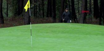 Revna Demirören: SPOR Erdoğan Demirören Golf Turnuvası tamamlandı