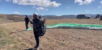 Thk: Yamaç paraşütü pilotları yetiştiriliyor