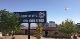 Buldan: Belediye tarafından Millet Bahçesi yapılacağı söylenen Kültür Merkezi harabeye döndü
