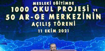 Nilüfer: Son dakika! Cumhurbaşkanı Erdoğan'dan '3600 ek gösterge' açıklaması