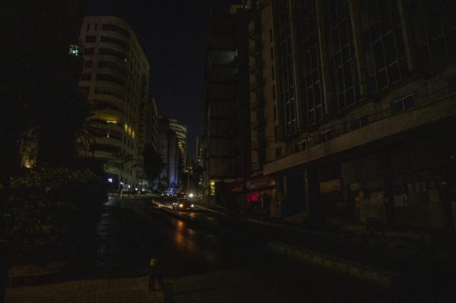 Yakıt krizi nedeniyle karanlığa gömülen Lübnan'da ordu devreye girdi! Günlük 3 saatlik elektrik sağlanacak