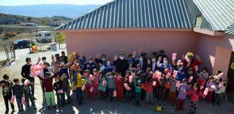 Dulkadiroğlu: Kahramanmaraş'ta öğrencilere hediye sürprizi