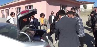 Dulkadiroğlu: KAHRAMANMARAŞ - TÜMKİAD öğrencilerle buluştu