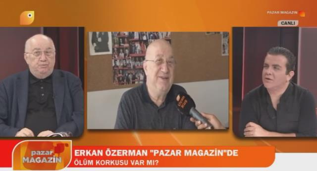 'Öldükten sonra beni yaksınlar' diyen ünlü organizatör Erkan Özerman: Cenaze törenleri kokteyl salonuna benziyor