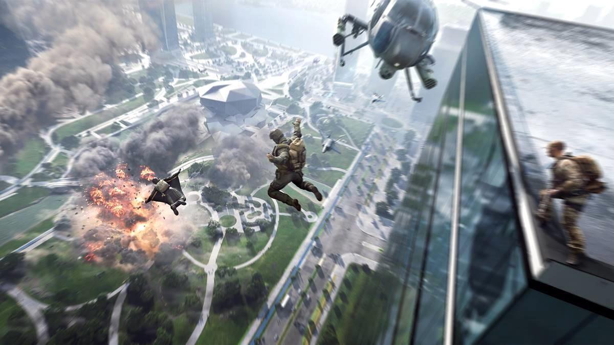 Battlefield 2042'nin Battle Royale Oyun Olması Planlanıyordu