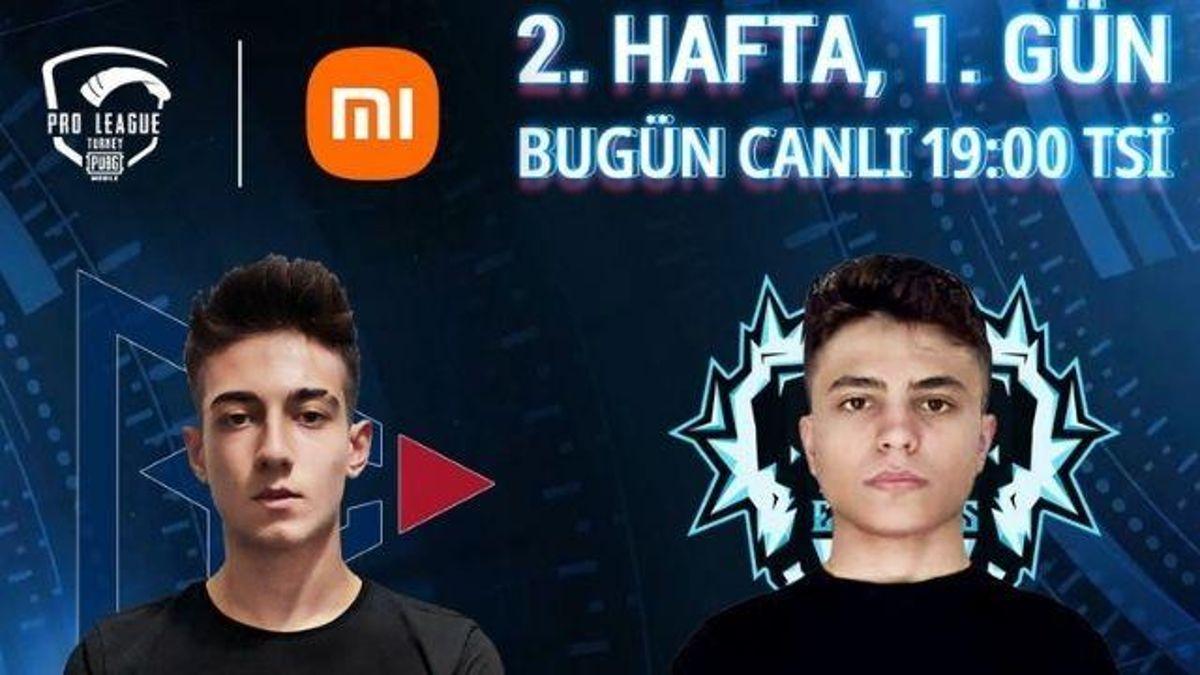 PMPL Türkiye'de 2. hafta karşılaşmaları başlıyor!