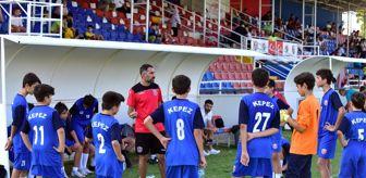 Hasan Doğan: Kepez'deki yetenekli çocuklar futbola kazandırılıyor