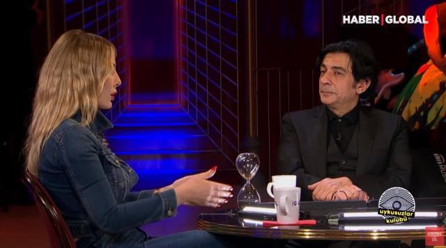 'İyi sallıyorum' diyen Hande Sarıoğlu, anlattıklarıyla Okan Bayülgen'i de dumura uğrattı