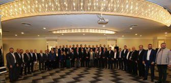 Ekrem Yüce: Sakarya'da AK Parti ekim ayı değerlendirme toplantısı yapıldı