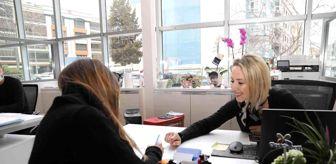Sarnıç: Gaziemir'deki CV Bank her ay ortalama 70 kişiyi iş sahibi yapıyor