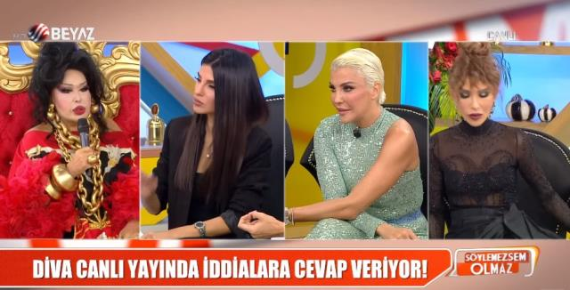 Gerilim artıyor! Bülent Ersoy'dan 'Seni Diva değil divan yaparlar' diyen Mustafa Keser'e cevap