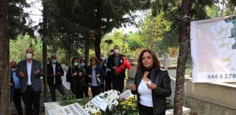 Kartal: Merhum Cemal Şahan vefatının 3. yılında mezarı başında anıldı