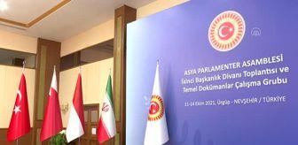 Bahreyn: Asya Parlamenter Asamblesi 2. Başkanlık Divanı Toplantısı sona erdi
