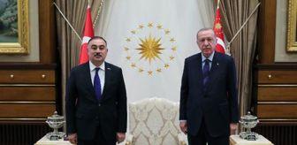 Recep Tayyip Erdoğan: Cumhurbaşkanı Erdoğan, Azerbaycan ve Avustralya Büyükelçilerini kabul etti