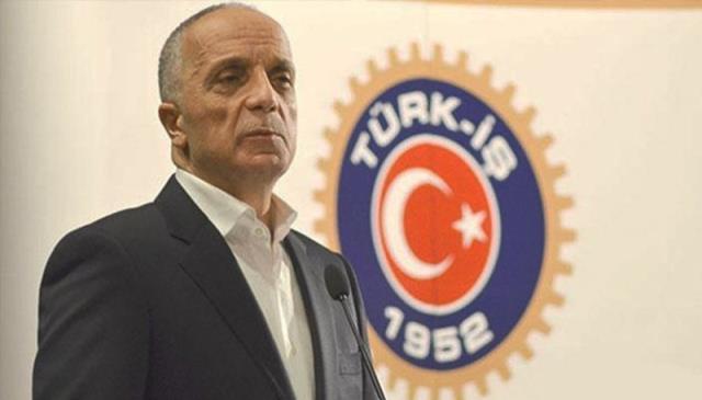 Türk-İş Başkanı Atalay'dan 2022 asgari ücretiyle ilgili açıklama: 45 yıla bedel bir yıl olacak