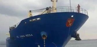 Çanakkale Boğazı: ÇANAKKALE - Çanakkale Boğazı'nda arızalanan yük gemisi güvenli bölgeye çekildi