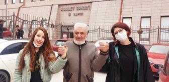 Aydoğan: DEDE VE TORUNUN MAVİ KAPAKLARINI ÇALAN SANIĞA 7 YIL HAPİS İSTEMİ