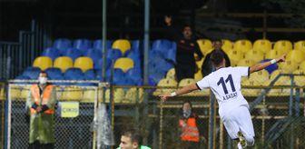 Mazlum Demir: Futbol: TFF 1. Lig