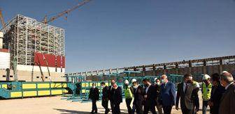 Recep Şeker: Karaman'a yapılan Biyokütle Enerji Santrali 125 bin hanenin elektriğini karşılayacak