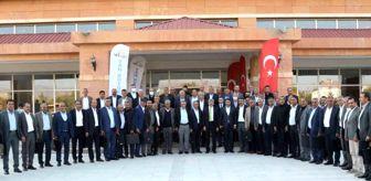 Mehmet Fatih: Van Büyükşehir Belediyesinin muhtarlarla buluşma toplantıları sona erdi