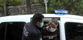 Karataş: Yolcuyken çaldığı taksiyle 3 gün taksicilik yaptı, nefes kesen kovalamaca sonucu yakalandı