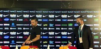 Nef: Galatasaray-Konyaspor maçının ardından - İlhan Palut
