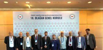 Gençlik Ve Spor Bakanlığı: Mustafa Gür, TASKK yönetiminde